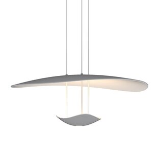 Orren Ellis Holden 1-Light LED Novelty Pendant