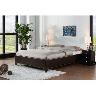 Glenford Upholstered Platform Bed