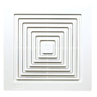 Broan CFM CeilingWall Mount Bathroom Exhaust Fan Wayfair - Wall mount bathroom exhaust fan