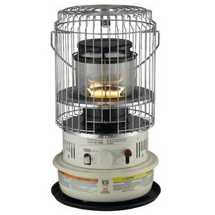 Portable Kerosene Convection Utility Heater With Electronic Ignition By Dyna-Glo