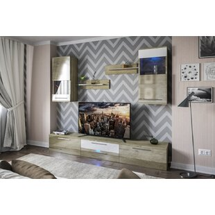 Great choice Ciel Entertainment Center for TVs up to 65 by Orren Ellis Reviews (2019) & Buyer's Guide