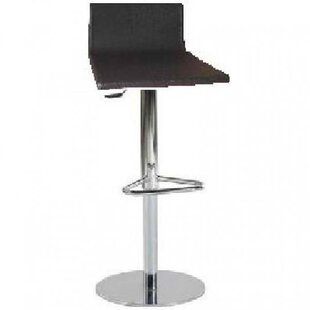 Trinity Swivel Adjustable Bar Stool By Ebern Designs