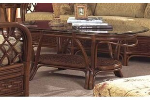 Online Reviews Coco Cay Coffee Table by Boca Rattan