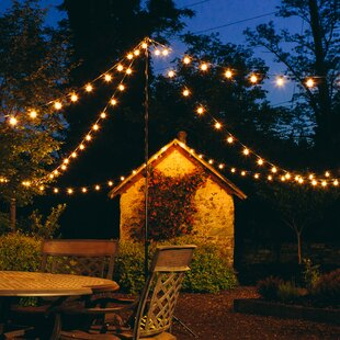 Awesome Outdoor String Lights Youu0027ll Love | Wayfair