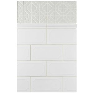 4x8 White Subway Tile Techieblogie Info Thira 4 X 8