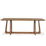 Pattersen Solid Wood Dining Table by Latitude Run®