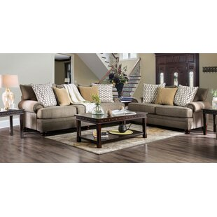 Canora Grey Warnell 2 Piece Living Room Set