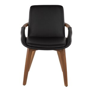 April Upholstered Dining Chair by Wrought..