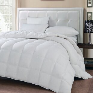 Medium Warmth Fall/Spring Down Comforter