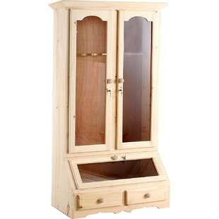 Canton Gun 2 Door Accent Cabinet by Chelsea Home Furniture