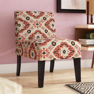 Lucy Ikat Slipper Chair ByZipcode Design
