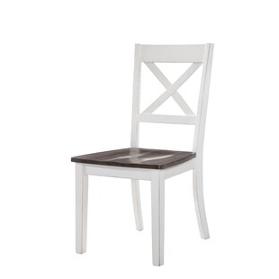 Altamirano Solid Wood Dining Chair (Set o..