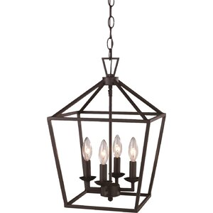 Buy Carmen 4-Light Pendant!