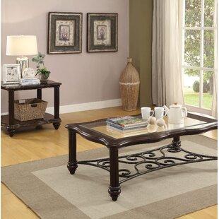 Wentzel 2 Piece Coffee Table Set by Astoria Grand