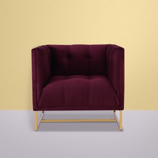Compare Cloyd Armchair by Everly Quinn Reviews (2019) & Buyer's Guide
