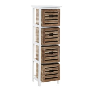 4 Drawer Chest By Brambly Cottage