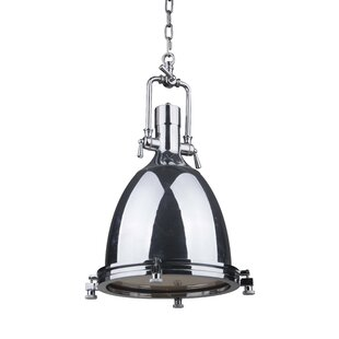 Mariana Home Bentley 1-Light Cone Pendant