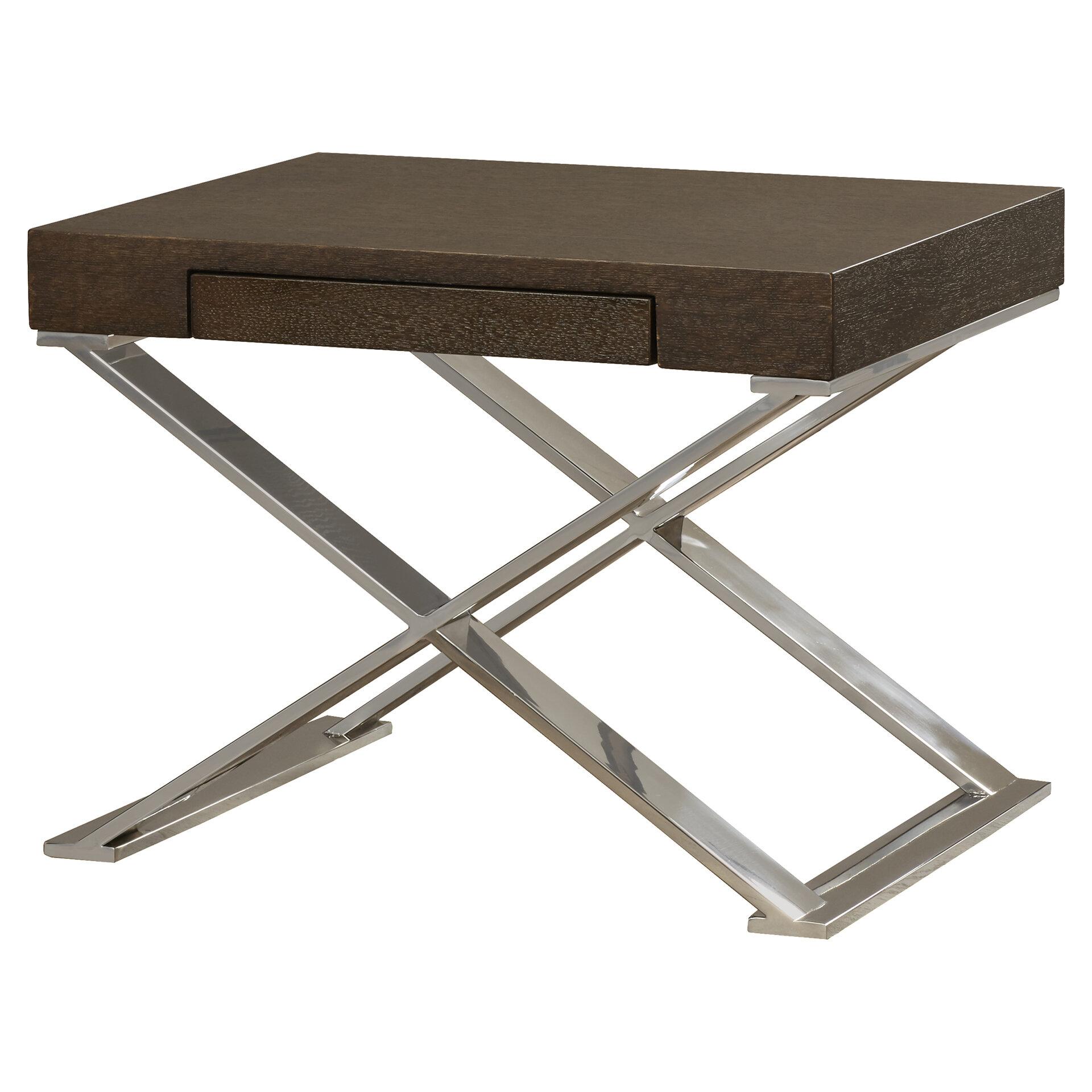 Fargo Legs End Table Reviews Allmodern