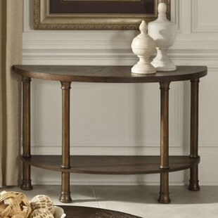 Wildon Home ® Clockworks Occasional Console Table