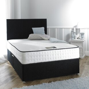 I - Fibre Orthopaedic Sprung Divan Bed By 17 Stories
