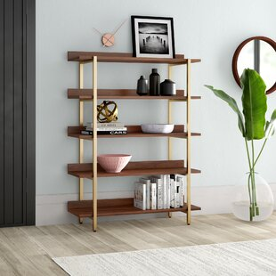 Rhoads Etagere Bookcase by Mercury Row