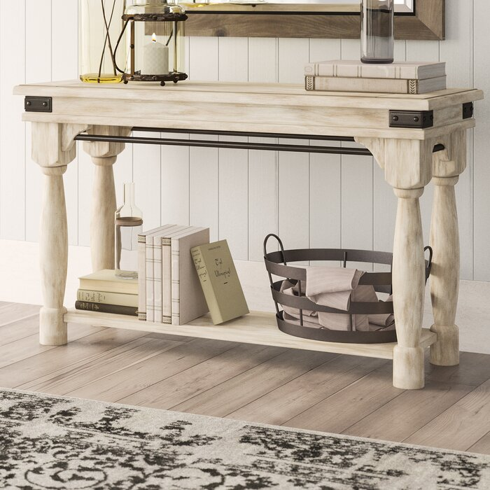 Fabulous Piedmont Amersfort Rustic Console Table Squirreltailoven Fun Painted Chair Ideas Images Squirreltailovenorg