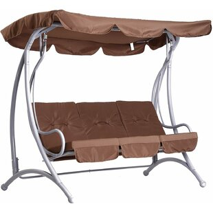 Voss Swing Seat With Stand By Sol 72 Outdoor