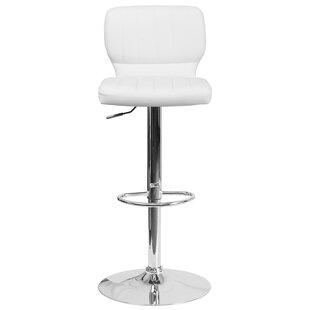 Terrific Hellwig Adjustable Height Swivel Bar Stool Gamerscity Chair Design For Home Gamerscityorg