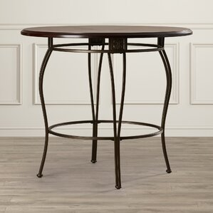 Wilsonville Pub Table by Darby Home Co
