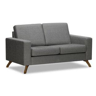 Cara 2 Seater Loveseat Sofa By Corrigan Studio