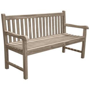Baek Teak Bench Image