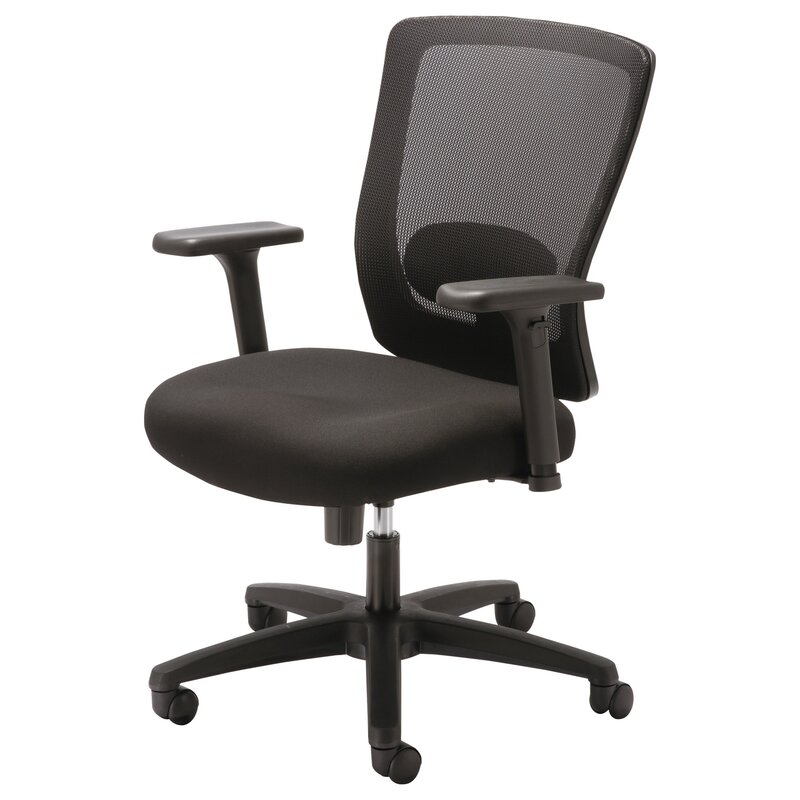 Alera Envy Series Ergonomic Mesh Office Chair