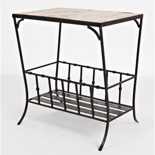 Williston Forge Lorilee Storage End Table