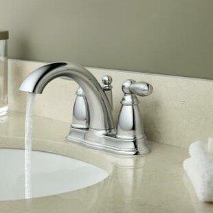 Moen Brantford Centerset Bathroom Faucet