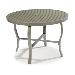Dinapoli Metal Dining Table By Red Barrel Studio