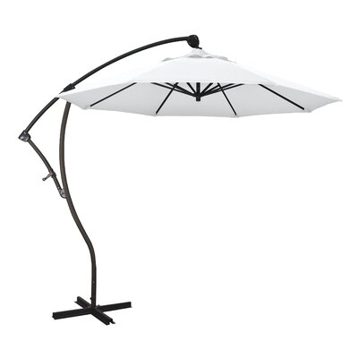 Capri 9 Cantilever Umbrella by Sol 72 Outdoor 2020 Coupon
