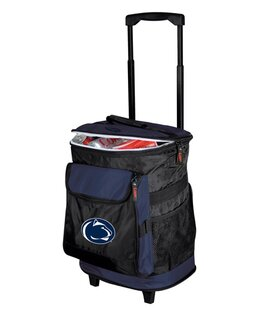 24 Can Collegiate Rolling Cooler - Penn State