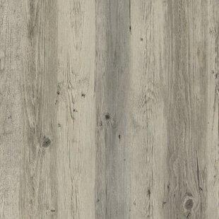 Dark Wood Vinyl Wall Paneling