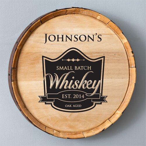 Whiskey Barrel Wall Decor | Wayfair