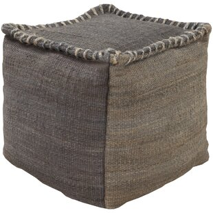 Kromer Pouf by Bungalow Rose