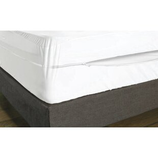 Heavy PVC Zippered Hypoallergenic Mattress Protector