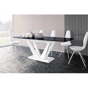 Gans Extendable Dining Table by Orren Ellis