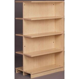 Library Adder Double Face Standard Bookcase by Stevens ID Systems
