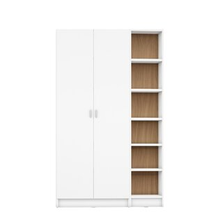 Dorthy 2 Piece Standard Bookcase by Latitude Run