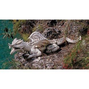 Warsin Dragon Statue Image