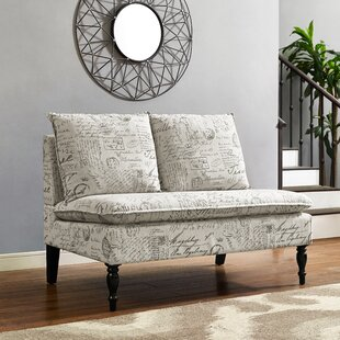 Ewan Upholstered Bench by One Allium Way