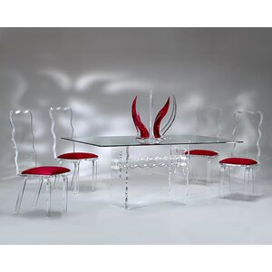 Crystal Dining Table