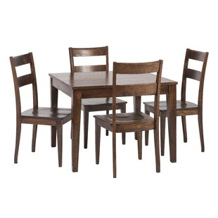 Gambino Rustic 5 Piece Dining Set