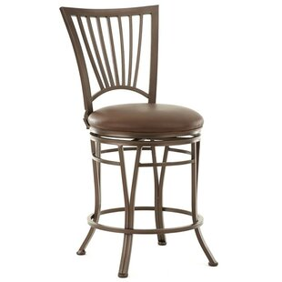 Baltimore 24 Swivel Bar Stool Steve Silver Furniture