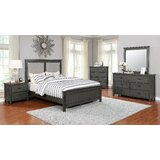 Keeneland Queen Standard Configurable Bedroom Set by Winston Porter